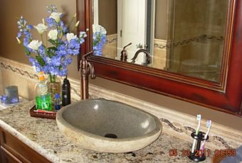 Unique SInk Bathroom Remodeler