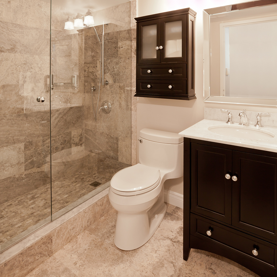 Costs For Bathroom Remodel Selolinkco - Average cost of new bathroom installation