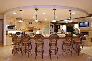 Kitchen, Bathroom, Home Contractor Glen Mills PA 19342 - Tri-County Fancy Kitchen