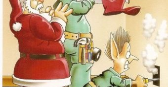 Merry Christmas Contractor – Tomremodels.com
