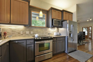 Remodeling Ideas • Spring 2016 • Two-Tone-Cabinets