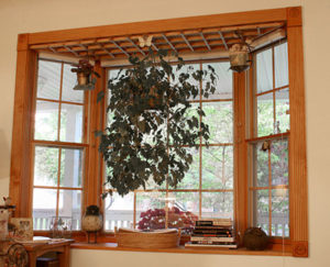Bay, Bow or Garden Window