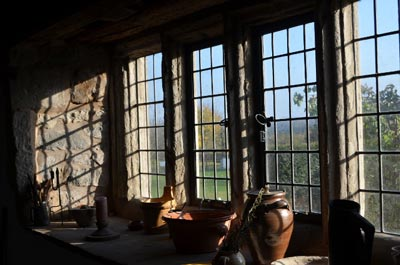 Rustic Casement Windows