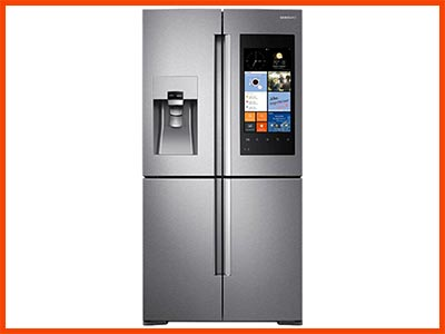 Smart Fridge by Samsung - Kitchen Designs 2016