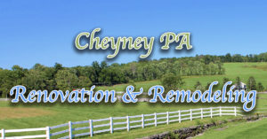 Cheyjey PA Residential Remodeling