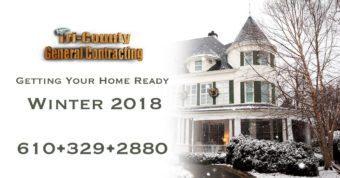 Getting Your Home Ready For Winter 2018