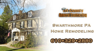 Swarthmore PA Home Remodeling Contractor