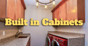 Built-In Cabinet Systems Southeastern PA