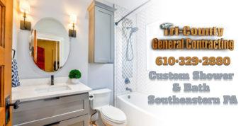 Custom Shower & Bath Southeastern PA