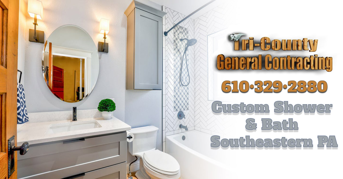 Custom Shower & Bath Southeastern PA