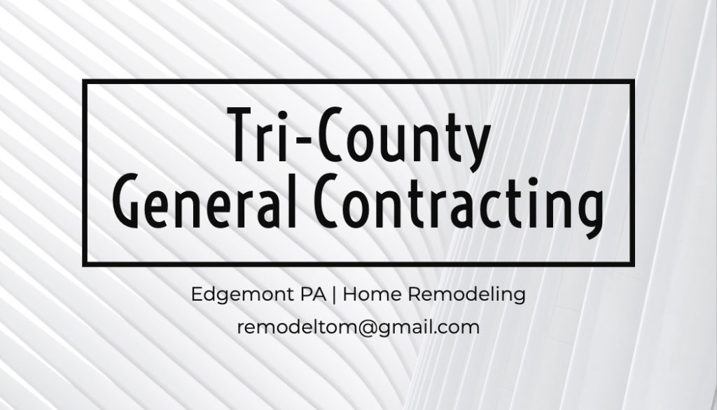 Edgemont PA Home Remodeling