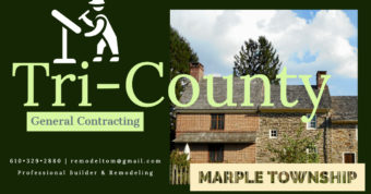 Marple Township PA Home Remodeling