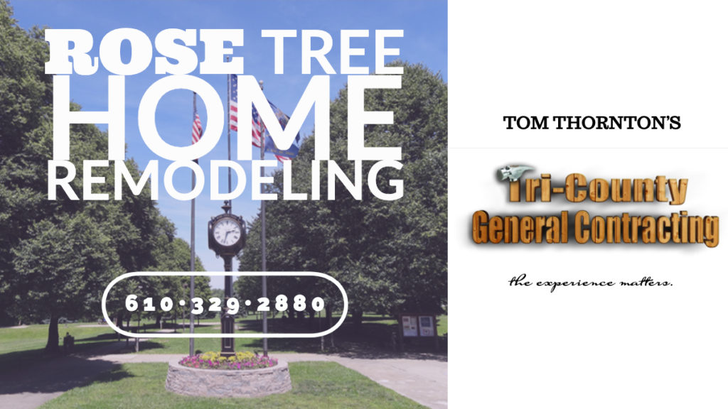 Rose Tree PA Home Remodeling