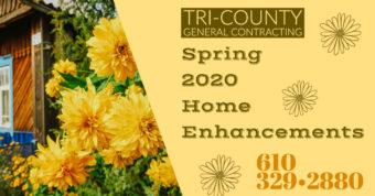 Spring 2020 Home Enhancements
