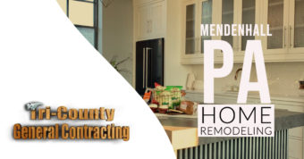 Mendenhall PA Home Contractor